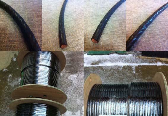 Teflon FEB Litz wire