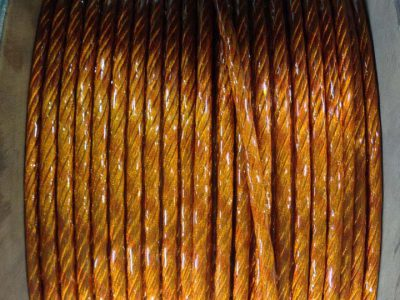 Round Type Litz Wire