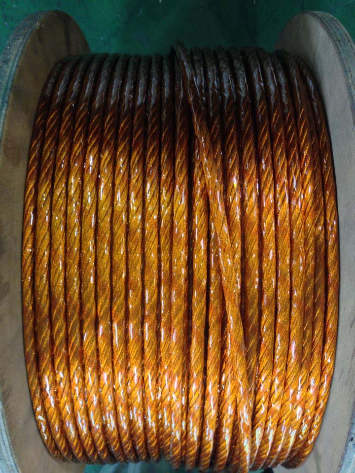 Round Type Litz Wire