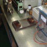 Voltage measuring for Litz Wire
