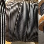 Litz Cables with PVC braid shielding