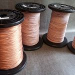 Nylon served Litz Wire
