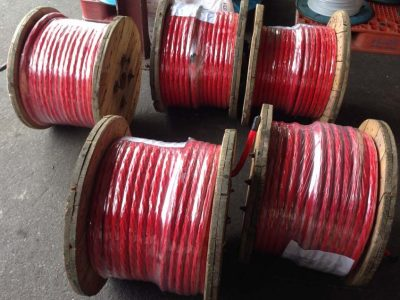 Litz Cable with ETFE Extrusion for Wireless Power