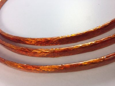 Rectangular Litz Wire, Kapton lapped