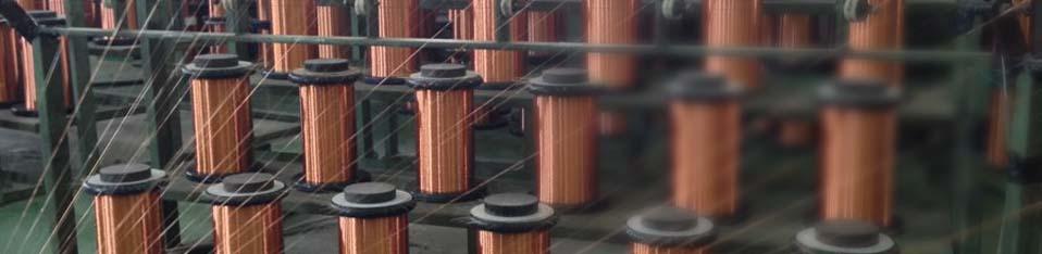 Primary Litz Wire winding