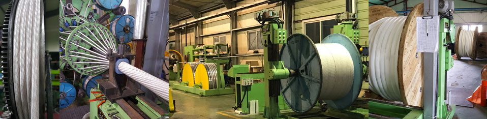 Planetary Stage & Process for Litz Wire